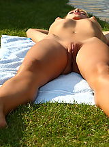 cunt, blue angel 05 poolside pussy