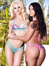 als angels models, HardX - Elsa Jean and Markus Dupree and Gina Valentina
