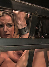 Black Pussy, Dia Zerva gets all her holes used by a crowd of horny strangers