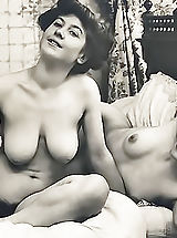 Very Old Female Frontal Nudity Erotic Photos Of 1900 That Only Collectors Has Seen Is Now Available On Vintagecuties.Com