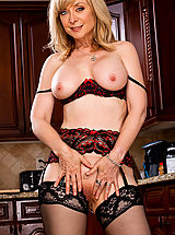 Latina Babes, Nina Hartley