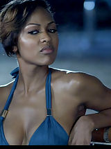 Celebrity Babes: Meagan Good