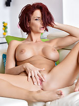 Young Pussy, Her Morning Workout
