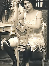 Vintage Babes: Forefathers Weiber