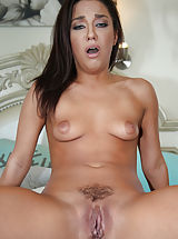 Fat Pussy, Interracial pickups  Amara Romani