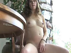 Hot Bod, Wendy plays with her sweet pussy