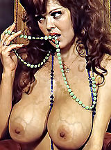 Vintage Babes: The Most Attractive Naked Pussy Photos Of Big Busty Vintage Star Roxanne Brewer Are Now Available To Enjoy