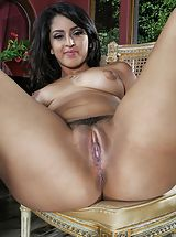 Teen Pussy, Photo Set No. 1314 Sophia Leone unveils her sizeable boobies and spreads her god given cunt