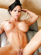 Naked Babes, Jewels Jade, Will Powers