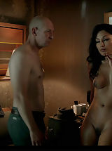 Celebrity Pussy: Kira Clavell