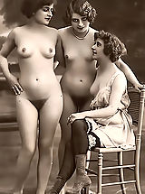 Vintage Babes: Aged Bitches