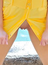 UpSkirts Babes: Madeline gets naughty