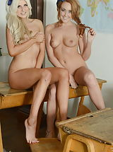 Lesbians Pics: Courtney Tugwell and Lucy-Anne Brooks