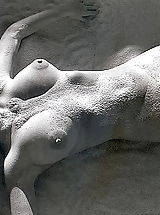 Formerly Forbidden Old Time Pornography Materials Showcasing Naked Busty Women Showing their Natural Bodies