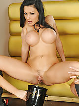 Aletta Ocean, Three Babes One Bottle