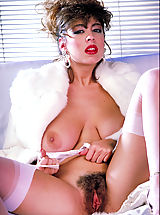 Clit, First ever release of a stunning photo shoot of this legend of the sex vid screen, Christy Canyon..