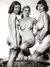 Retro Chicks