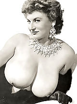 Vintage Babes: Blast from the Past Naked Girls