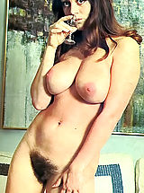 Hairy Babes: Blast from the Past Naked Girls