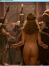 Naked Babe, Sienna Guillory