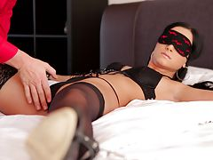 Hot Pussy, 25619 - Nubile Films - Tie Me Up