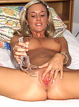 ALS Scan Pussy Pics, joyce 01 shaved cunt sheer negligee