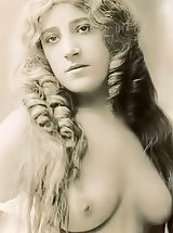 Vintage Babes: Check Out The Pics Of What Was Called Porn Almost 100 Years Ago & Now Is Called Vintage XXX