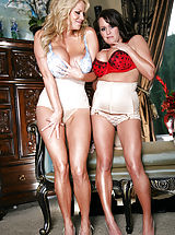 Kelly Madison, Ryan Madison, Brandy Talore