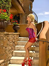 High.Heels Pussy: Brittany Andrews