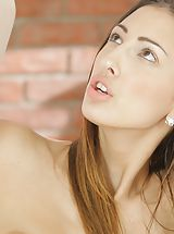 Busty brunette beauty Kitty Jane takes charge of her own pleasure, riding her partner on her way to orgasmic bliss